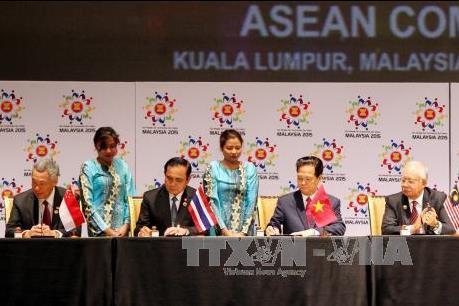 Toàn văn tuyên bố về Tầm nhìn Cộng đồng ASEAN 2025