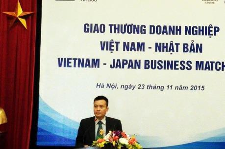 12 công ty của Nhật Bản tìm kiếm cơ hội giao thương tại Việt Nam