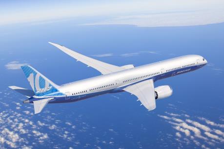 Hãng EVA Airways ký hợp đồng trị giá 6 tỷ USD mua máy bay Boeing