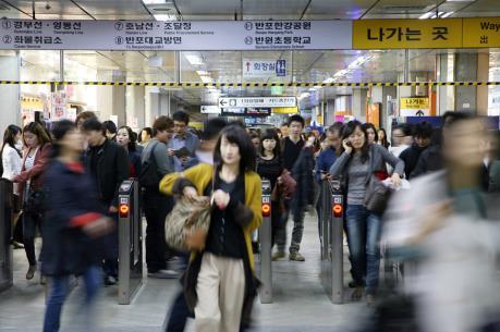 Chỉ số niềm tin người tiêu dùng Hàn Quốc tiếp tục tăng
