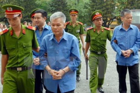 """""""Đại án"""" tham ô tại ALC II: Tuyên án tử hình Vũ Quốc Hảo và Đặng Văn Hai"""