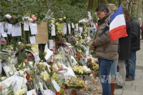 Khủng bố tại Paris: Pháp tổ chức lễ tưởng niệm các nạn nhân