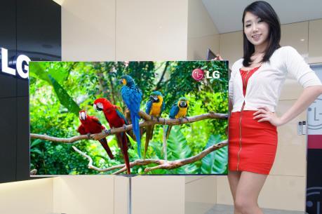 LG Display tập trung sản xuất màn hình OLED