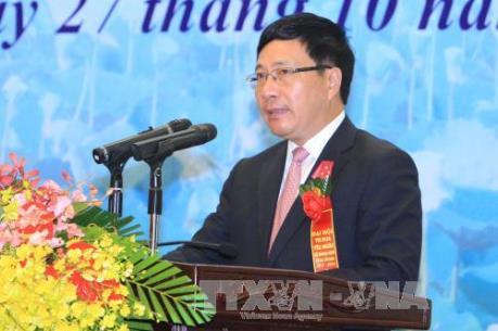Phó Thủ tướng Phạm Bình Minh: Cộng đồng ASEAN 2015 hình thành và đóng góp của Việt Nam