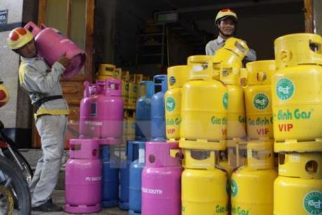 Từ 1/12, giá gas tăng 1.375 đồng/kg