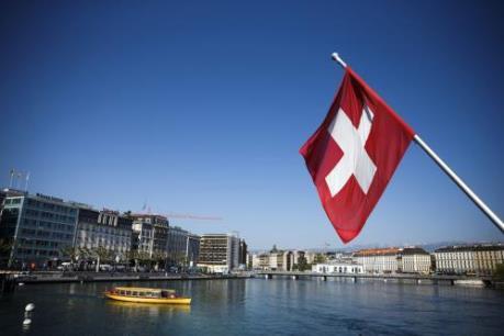 Kinh tế Thụy Sỹ tiến sát bờ vực suy thoái