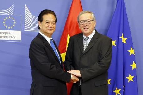 Chính thức kết thúc đàm phán Hiệp định thương mại tự do Việt Nam-EU