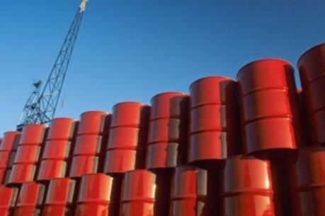 Giá dầu thô Mỹ để tuột mốc 40 USD/thùng