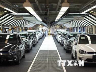 Ngành sản xuất ô tô Mỹ chuyển hướng đầu tư vào nội địa