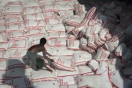Trung Quốc mua gạo và cao su Thái Lan