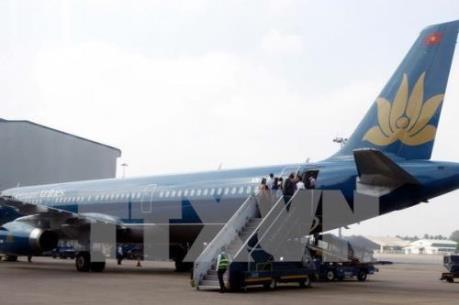 Vietnam Airlines nâng cấp máy bay trên tuyến Hà Nội – Chu Lai