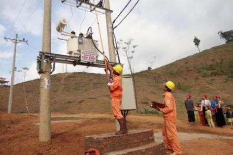 313 bản vùng cao Sơn La chưa có điện lưới quốc gia