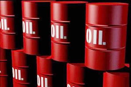 Giá dầu hướng về mốc 44 USD/thùng