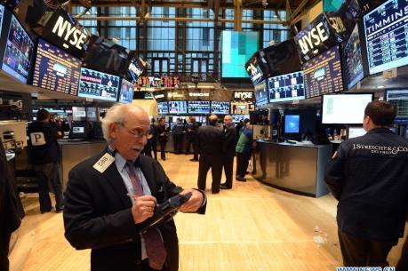 Chứng khoán toàn cầu giảm sâu do giá dầu tụt dốc