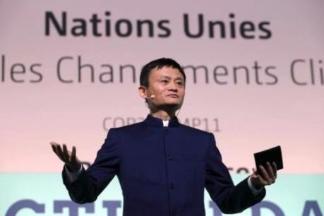 """Jack Ma với ước mơ thành """"người ngoài hành tinh"""""""