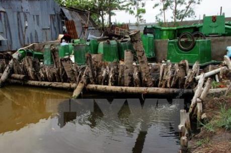 Ô nhiễm môi trường tại Cty Giấy Lửa Việt:  Xử nặng vẫn không đủ sức răn đe