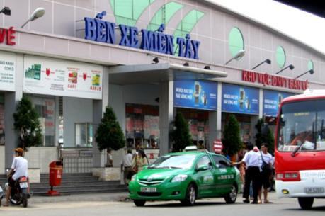 TP.HCM tăng cường 868 chuyến xe phục vụ tết Dương lịch 2016