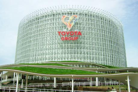 Toyota hy vọng vào ngôi vị số một thế giới