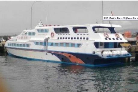 Tàu chở hơn 100 người gặp nạn ở Indonesia, tìm thấy 4 người sống sót