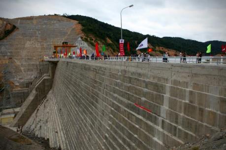 Lâm Đồng khánh thành nhà máy Thủy điện Đồng Nai 5