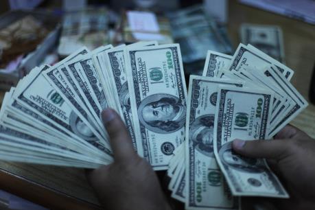 Giá USD vẫn niêm yết mức kịch trần
