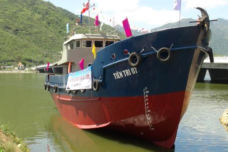 137 tàu cá đóng mới theo Nghị định 67 được đăng kiểm