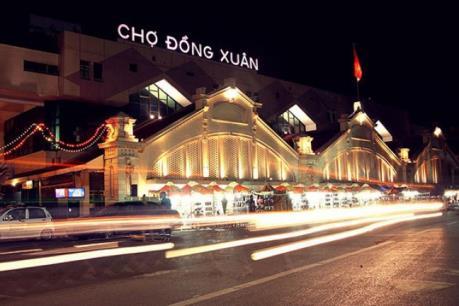Chợ Đồng Xuân phủ sóng wifi miễn phí