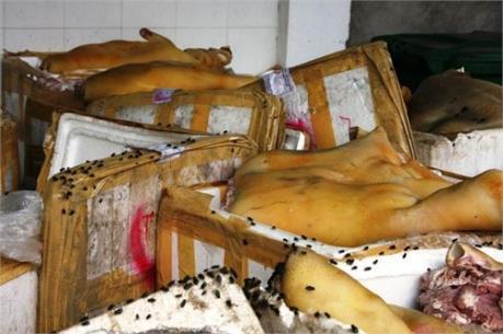 Khoảng 420.000 người chết mỗi năm vì thực phẩm bẩn