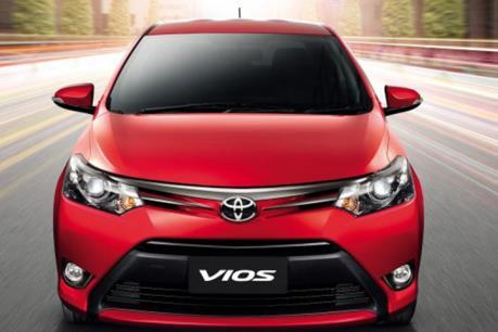 Toyota Việt Nam triệu hồi hơn 3.800 xe Vios vì lỗi túi khí