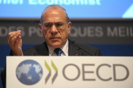 OECD hạ dự báo tăng trưởng kinh tế thế giới năm 2016 xuống 3,3%