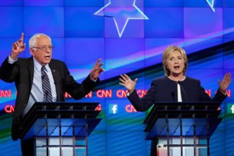Bầu cử Mỹ: Ứng cử viên Đảng Dân chủ tập trung vào kinh tế và chống IS