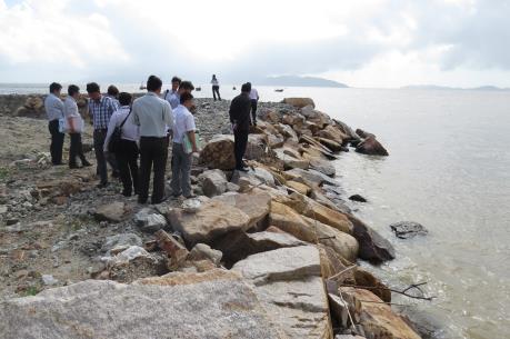 Dự án Nha Trang Sao lấn chiếm trên 22.000 m2 mặt nước vịnh Nha Trang