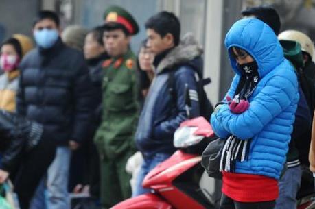 Dự báo thời tiết 28/12: Không khí lạnh bổ sung, miền Bắc tiếp tục rét