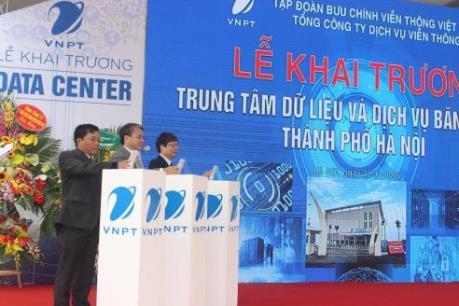 VNPT- VinaPhone có 8 IDC hiện đại nhất Việt Nam