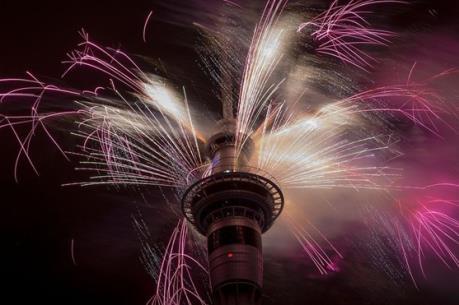 Thế giới bắt đầu chào đón năm mới 2016