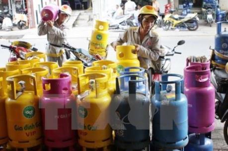 Từ 1/1/2016 giá gas giảm 31.000 đồng/bình 12 kg