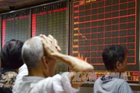 Phiên 5/1: Thị trường chứng khoán Trung Quốc tiếp tục lao dốc