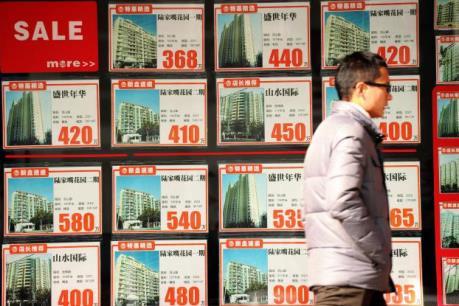 Trung Quốc hy vọng lao động nhập cư mua nhà đô thị nhằm giải tỏa áp lực kinh tế