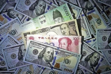 Thị trường tiền tệ 6/1: Yen tăng trong khi đồng won xuống giá