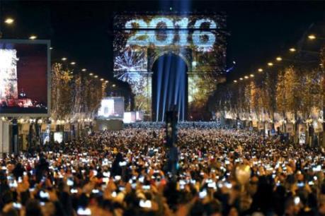 Đại lộ Champs Elysees của Pháp sẽ thành phố đi bộ