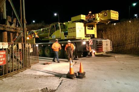 Mỹ giải cứu 17 người bị mắc kẹt trong sự cố hầm mỏ