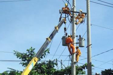 Nhu cầu điện cho miền Nam tăng cao