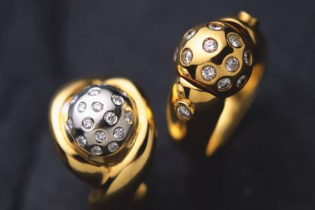 Giá vàng trong nước tăng hơn 100.000 đồng/lượng trong tuần