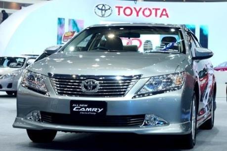 Toyota Việt Nam lập kỷ lục bán hàng trong năm 2015