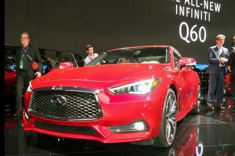 Các hãng xe hơi danh tiếng hội tụ tại Triển lãm ô tô quốc tế Bắc Mỹ