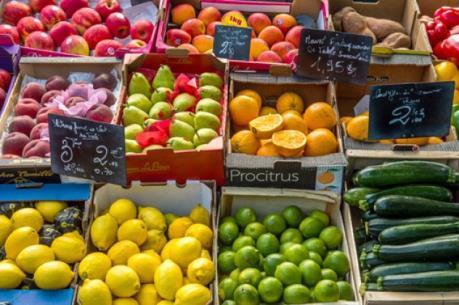 Thực phẩm tại Nga tăng giá hơn 20%