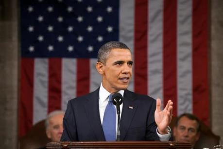Thông điệp liên bang cuối cùng của Tổng thống Mỹ Barack Obama