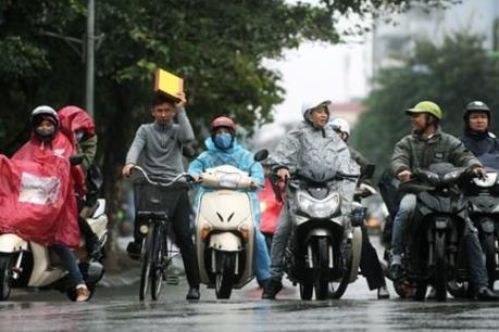 Dự báo thời tiết ngày 14/1: Bắc Bộ tiếp tục mưa rét, Nam Bộ trời nắng