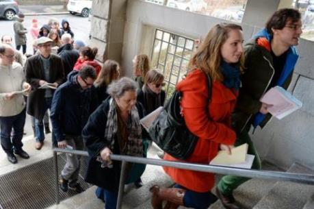 """Người di cư với """"việc làm 1 euro"""" tại Đức"""