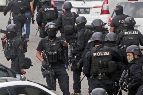 Vụ khủng bố ở Jakarta: Indonesia bắt giữ 3 nghi can